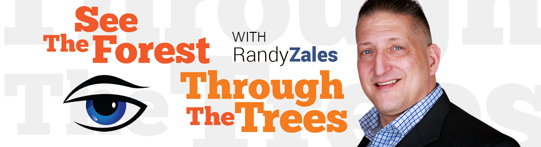Randy Zales - See The Forest Through The Trees