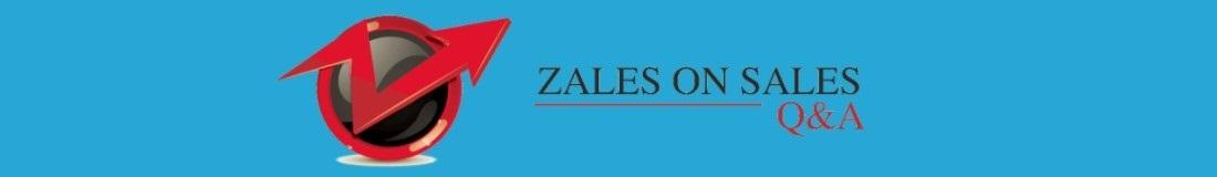 Zales On Sales Q&A